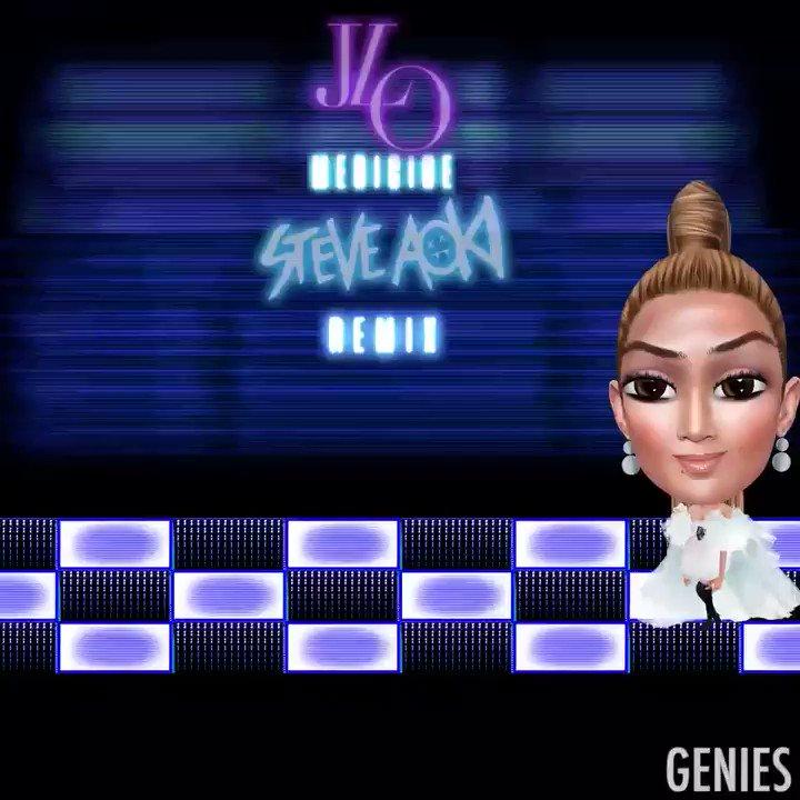 Who else is doing an #aokijump from the Medicine remix?! ???? @steveaoki @geniesofficial https://t.co/HMyVGKEJTz