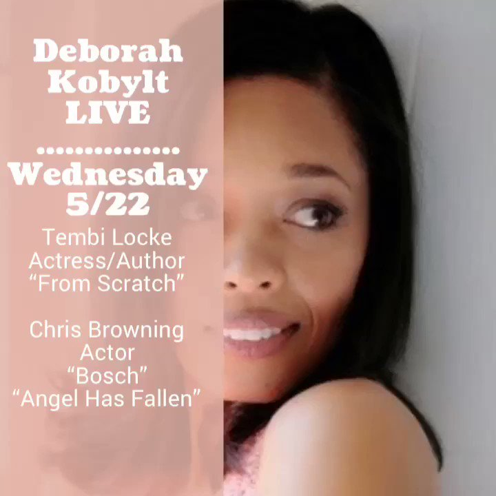 Wednesday-5/22 noon, I join @DeborahKobylt to share my memoir #FromScratch. We will talk love, loss, family & how the journey home can lead to different places. Catch it live or on @ApplePodcasts @iHeartRadio & more! @SimonBooks #reesesbookclubxhellosunshine https://t.co/SESS34ZPTh