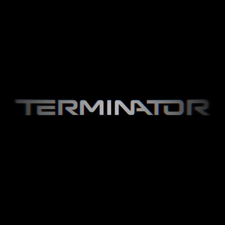 Since I'm from the future I can officially report that the @Terminator trailer is 48 hours away. https://t.co/dzRhcRayhs