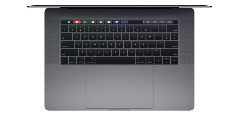 New MacBook Pros were released today! Apple says the MacBook Pro keyboard has been updated in these new models, which should significantly cut down on failures. https://t.co/GFmlSZslti