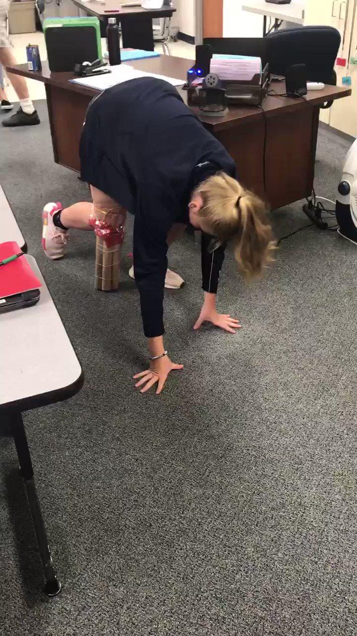More Prosthetic awesomeness in 8th Grade STEM!  #LCMSPTB https://t.co/QNT3fsivlx