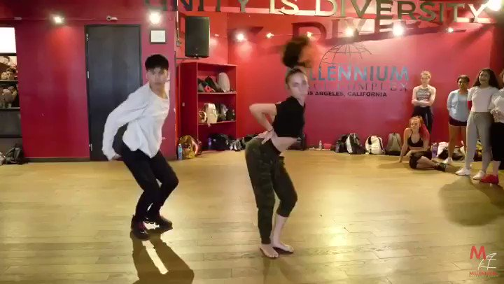 Wow! These 2 are magical together. @kayceericeofficial @seanlew @brianfriedman #ThinkinBoutYou https://t.co/fpB2s0oB0s