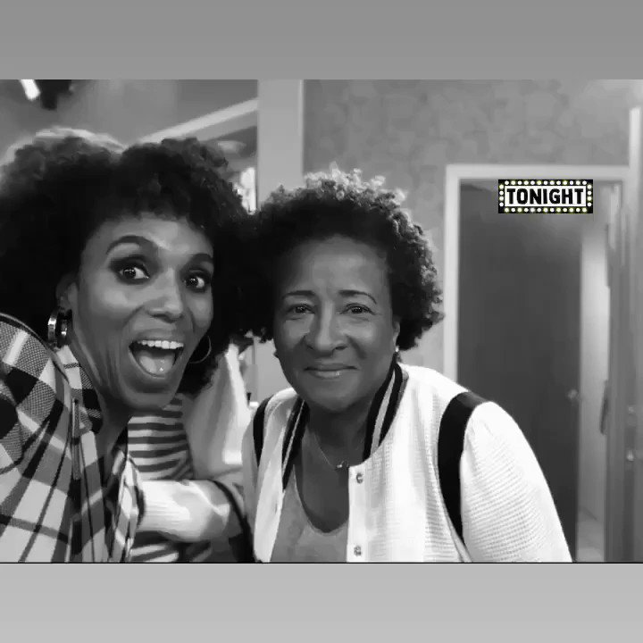 Louise Jefferson @iamwandasykes and Helen Willis will be coming to you LIVE tonight at 8pm on ABC! Don't miss it. #AllInTheFamily #TheJeffersons #LiveInFrontOfAStudioAudience https://t.co/vdpqXBRtlL