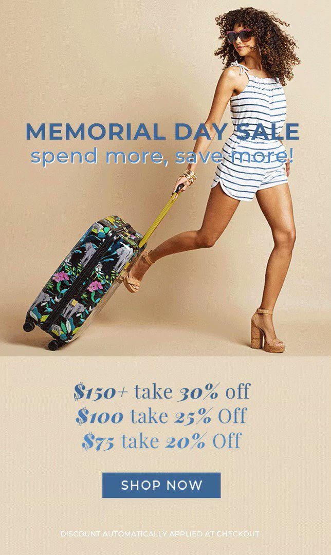 Memorial Day Sale happening now! Get your shop on! ???? https://t.co/AcNzddSAbN https://t.co/bqmx9UbpTX