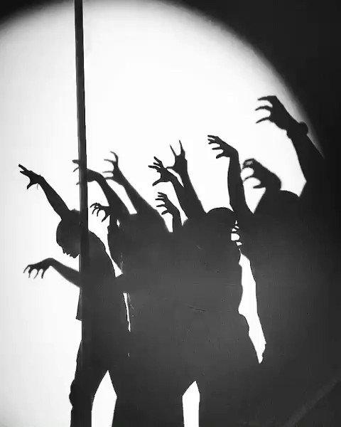 Life is a dark ballet............. Madame❌ #workshop #darkballet #madamex https://t.co/x06zqvU9p3