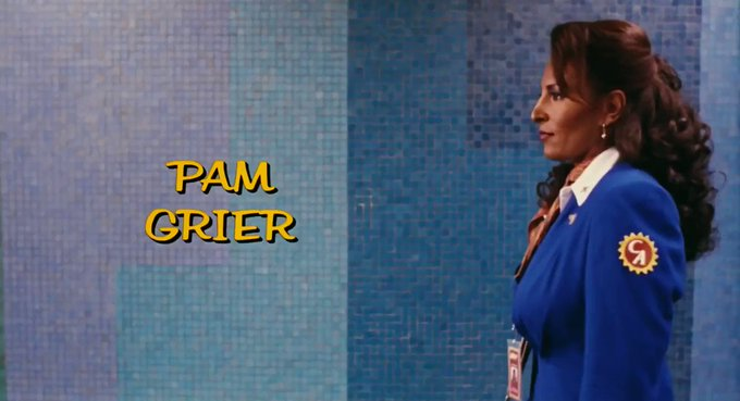Happy 70th birthday Pam Grier ~ Jackie Brown (1997)