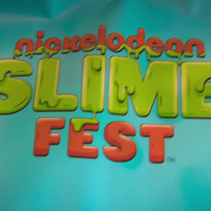 Who's ready for SLIMEFEST?!  Tickets available now at https://t.co/SSCGtdatoN https://t.co/wj3L3pLSy1