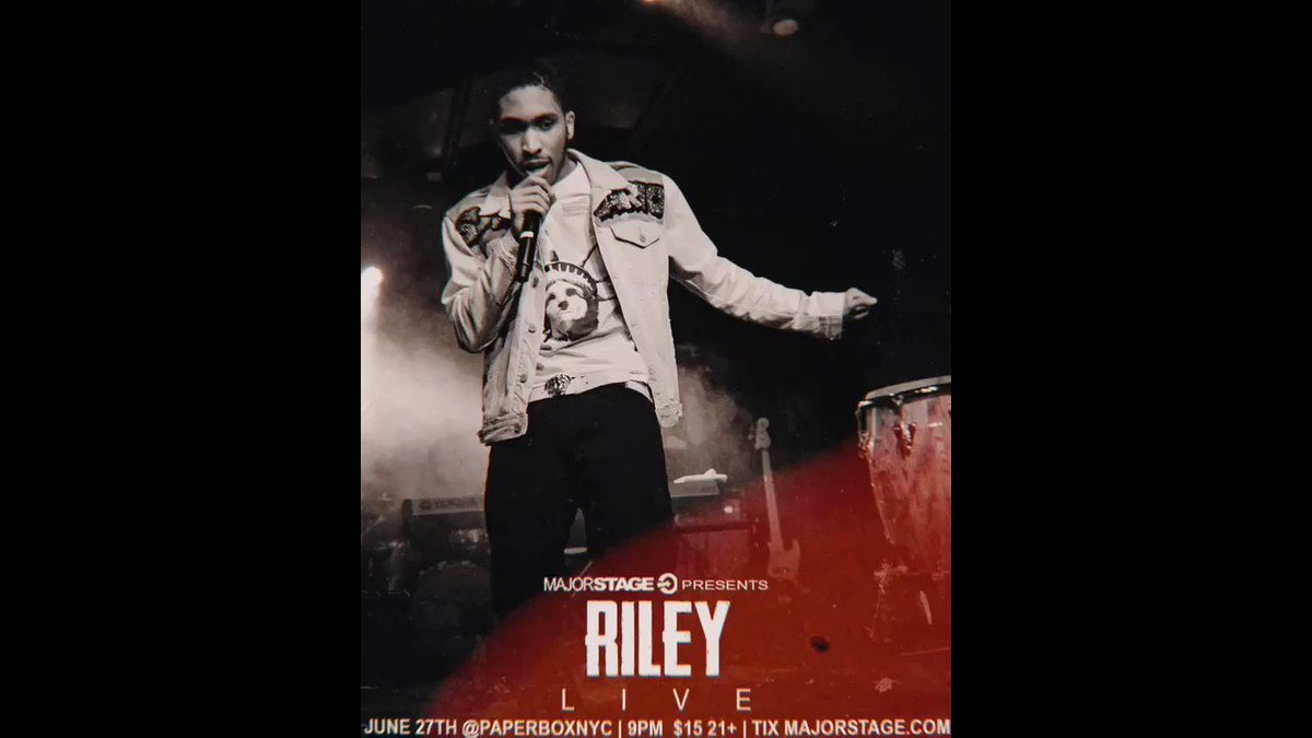 Warriors, catch a vibe with @IamTjRiley on 6/27 pa https://t.co/iNPbx86R2Y