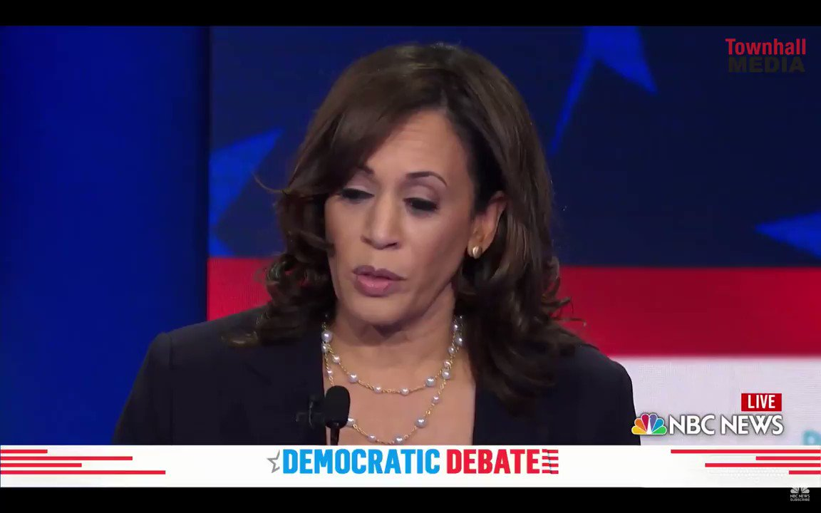 """In the words of Joe Biden's vice presidential nominee (Phony Kamala), Joe is...  ➡️ """"Hurtful"""" ➡️  Praised """"two United States senators who built their reputations and career on the SEGREGATION of race"""" ➡️ """"[O]pposed busing""""  WATCH  👀"""