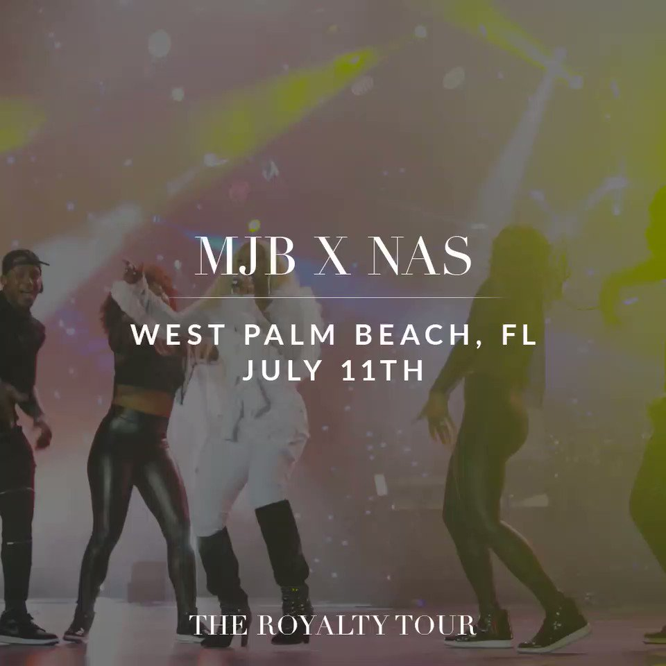 We are ready for West Palm Beach. 1st stop on #TheRoyaltyTour https://t.co/nO46ZJY5pb