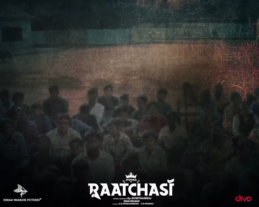 #Raatchasi successfully enters into its second week! A must watch film for School students & teachers. Dont miss this movie in cinemas near you.  #Jyotika @sy_gowthamraj @RSeanRoldan @gokulbenoy @philoedit @DreamWarriorpic @prabhu_sr