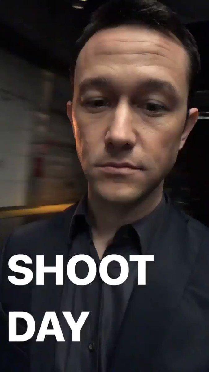 Shoot day ???? https://t.co/2mvTBpCF7R