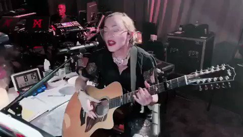 What it feels like for a Girl? ............. ....... Madame ❌ ???????? #montepittman #madamex #rehearsals https://t.co/trvXkKgmNN