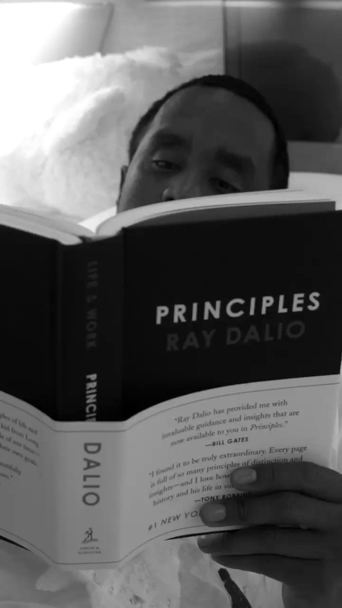 Travel reading... Principles by @RayDalio https://t.co/FwYWOff8pG