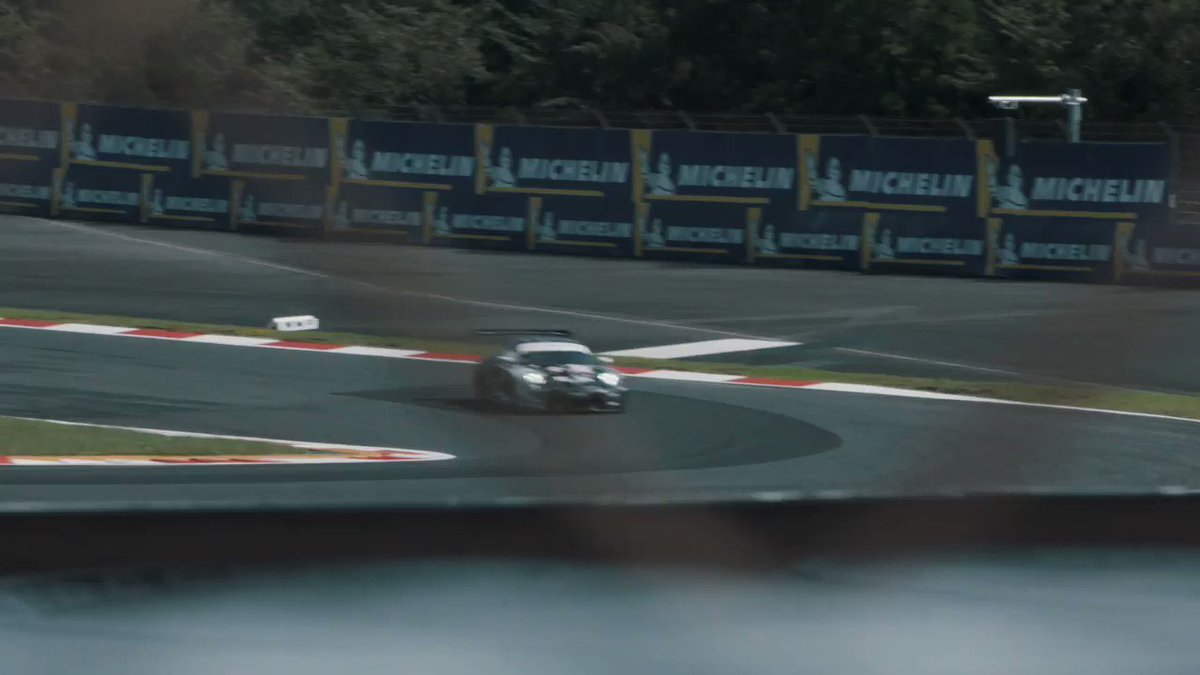 #WEC - Racing in Japan: Watch the @PatrickDempsey @ProtonRacing No 77 and No 88 #911RSR during #6HFuji free practice. @FIAWEC @Porsche