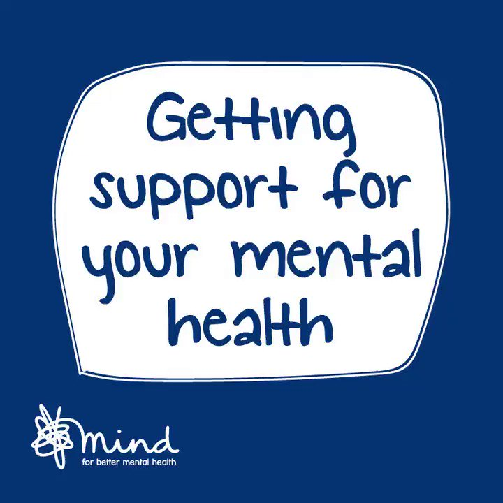 RT @MindCharity: Mental health problems can affect anyone, any day of the year. If you or someone you know are having thoughts and feelings that are making day-to-day life difficult, it's always okay to ask for help > https://t.co/62hFMEXWgO   #WorldMentalHealthDay | #WMHD19