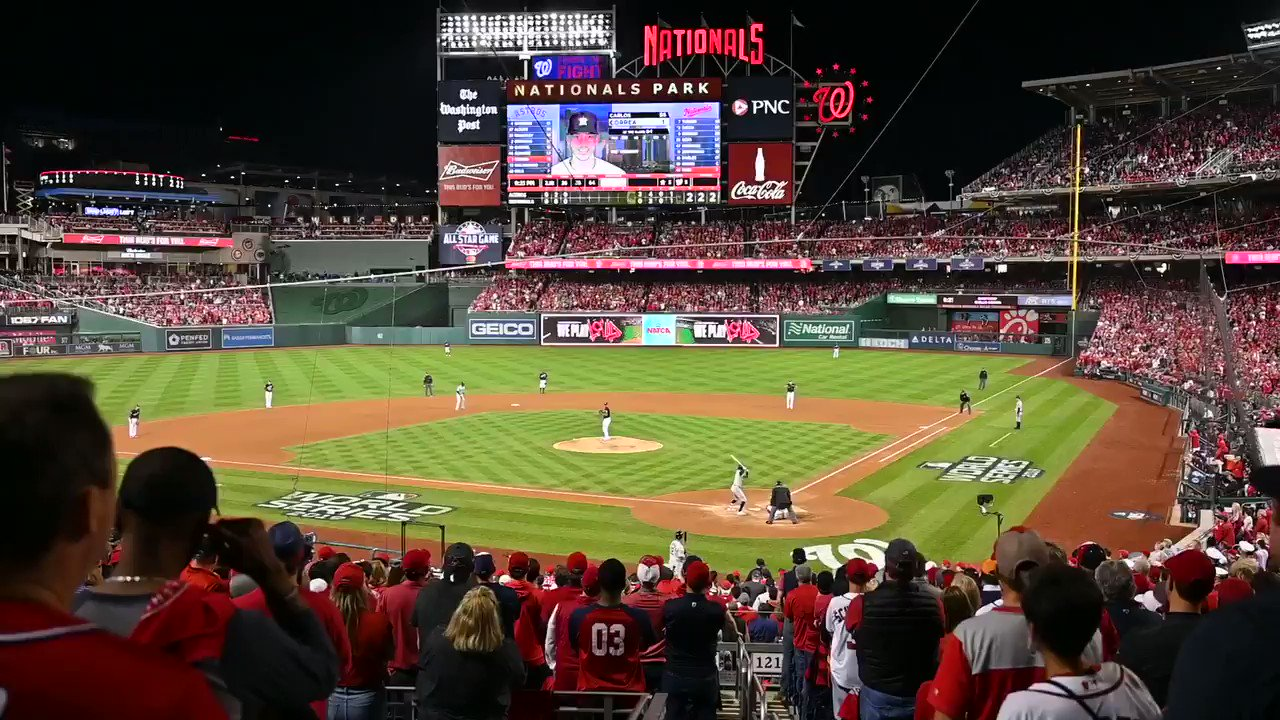 What was it like watching that Correa homer at Nats Park?  Well.... https://t.co/aqt5HSRFZG