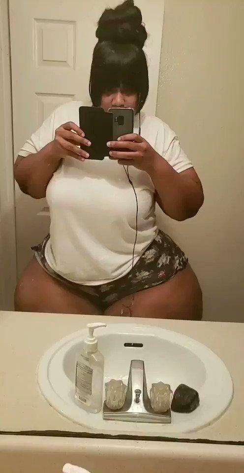 Get you a big girl 😘 good morning