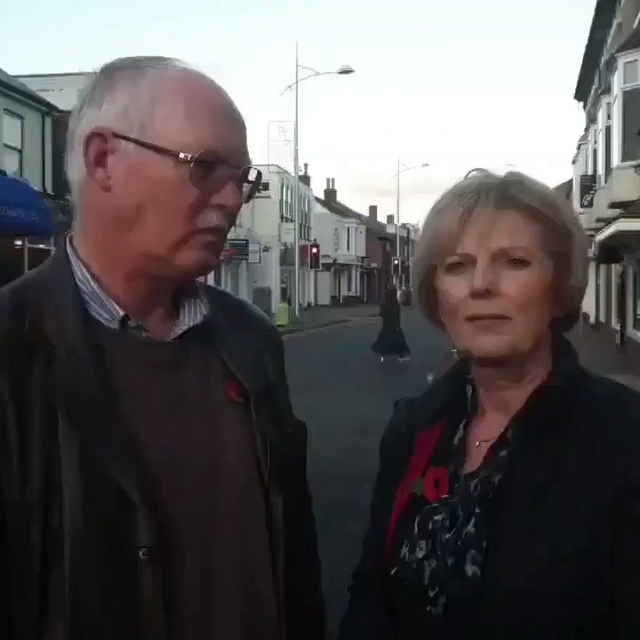 WATCH | @Anna_Soubry does an interview with a Lib Dem pretending to be a Leave voter. The only problem: he forgot to scrub his Twitter, which has a picture he took while campaigning for Remain 😂 Nice try Soubry - we'll be staying up late on December 12 to watch you get the sack! https://t.co/RXhu2I1b6G