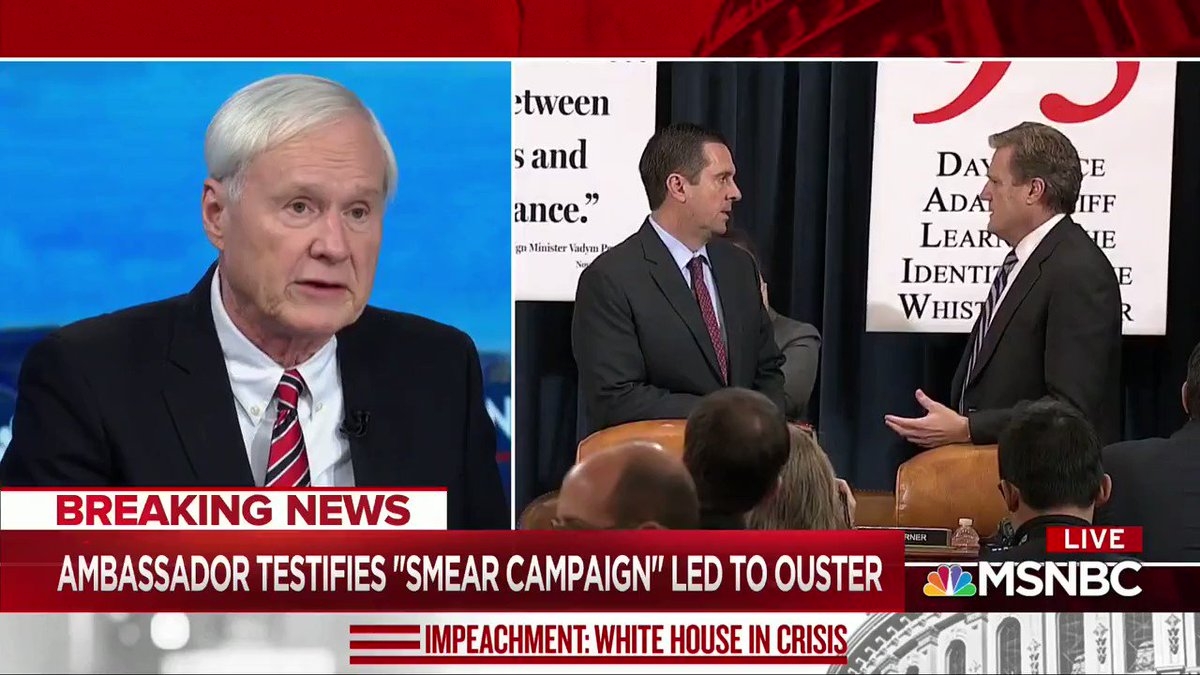 """Matthews: """"who doesn't think"""" there's a """"serious"""" appearance of Biden & Burisma conflict of interest"""
