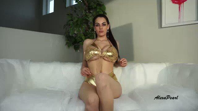 Another Item Sold! Goddess Alexas Cum Slave