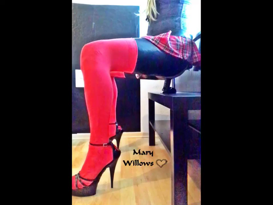 Take it deep 😼  #marywillows #slut #sissy #femboy #tgirl #transgender #transsexual #chastity #ride #riding #tease #teasing #leaking #precum #sissygasm #femdom #heels #chaturbate #webcam #bbc #deep #milking #prostate #training #webcam #feminization #humiliation #frustration