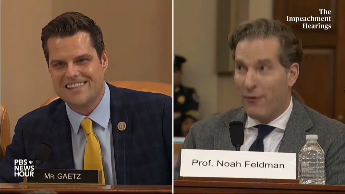 Rep. Gaetz exposes liberal Professor Karlan's political bias & condemns her comments on Barron Trump