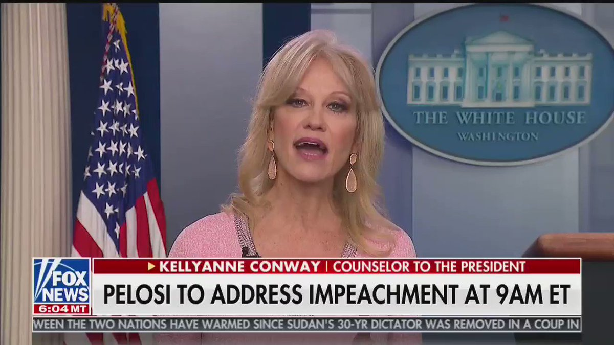 "Kellyanne Conway w/absurd attacks on Professor Karlan on Fox & Friends: ""If you went to work today to manicure nails, to manicure lawn, if you went to work with a jackhammer or a welding machine  ... that woman yesterday looks her nose down on you ... who the hell are you, lady?"""