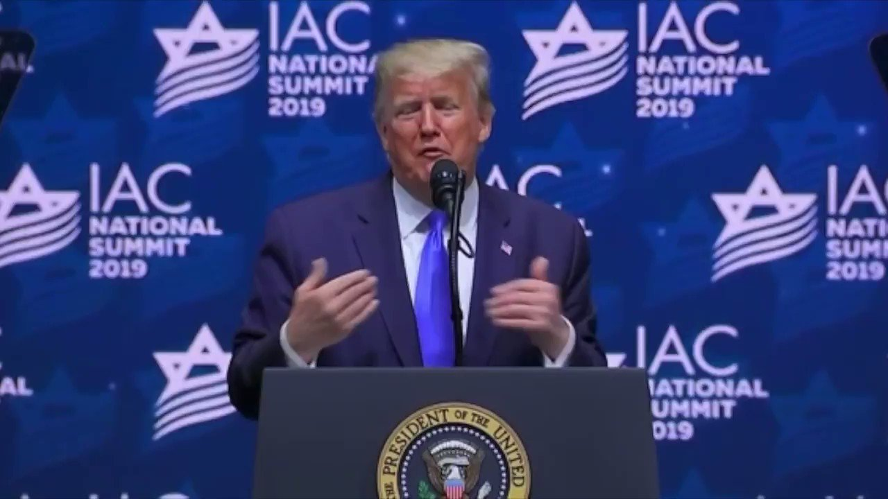 """Trump muses about serving more than 2 terms and becoming a dictator: """"A lot of them say, 'you know he's not leaving, don't you?' ... so now we have to start thinking about that, because it's not a bad idea.""""  His audience responds with faint """"12 more years!"""" chants. https://t.co/rWx283h6JD"""
