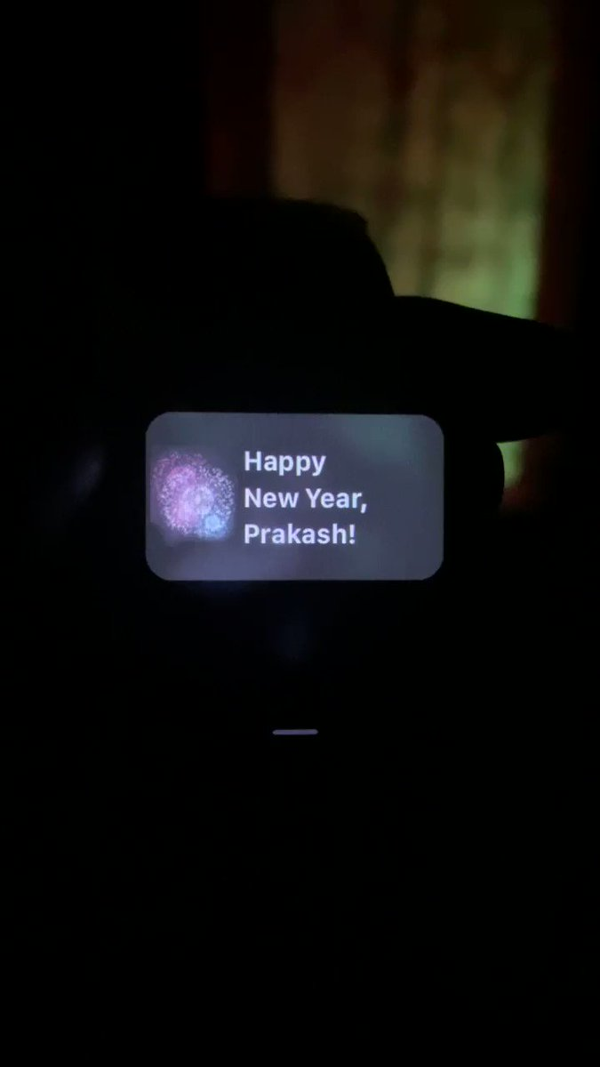 🎊20🎂20🎉  @Apple @tim_cook #AppleWatch #HappyNewYear2020