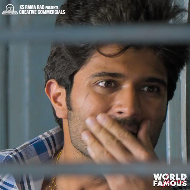 Coming this Valentine's Day - World Famous Lover.  #WFLTeaser -