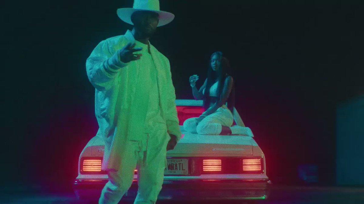 New video I directed for @IAMSUMMERWALKER + @Usher #comethru ❤️💙💚