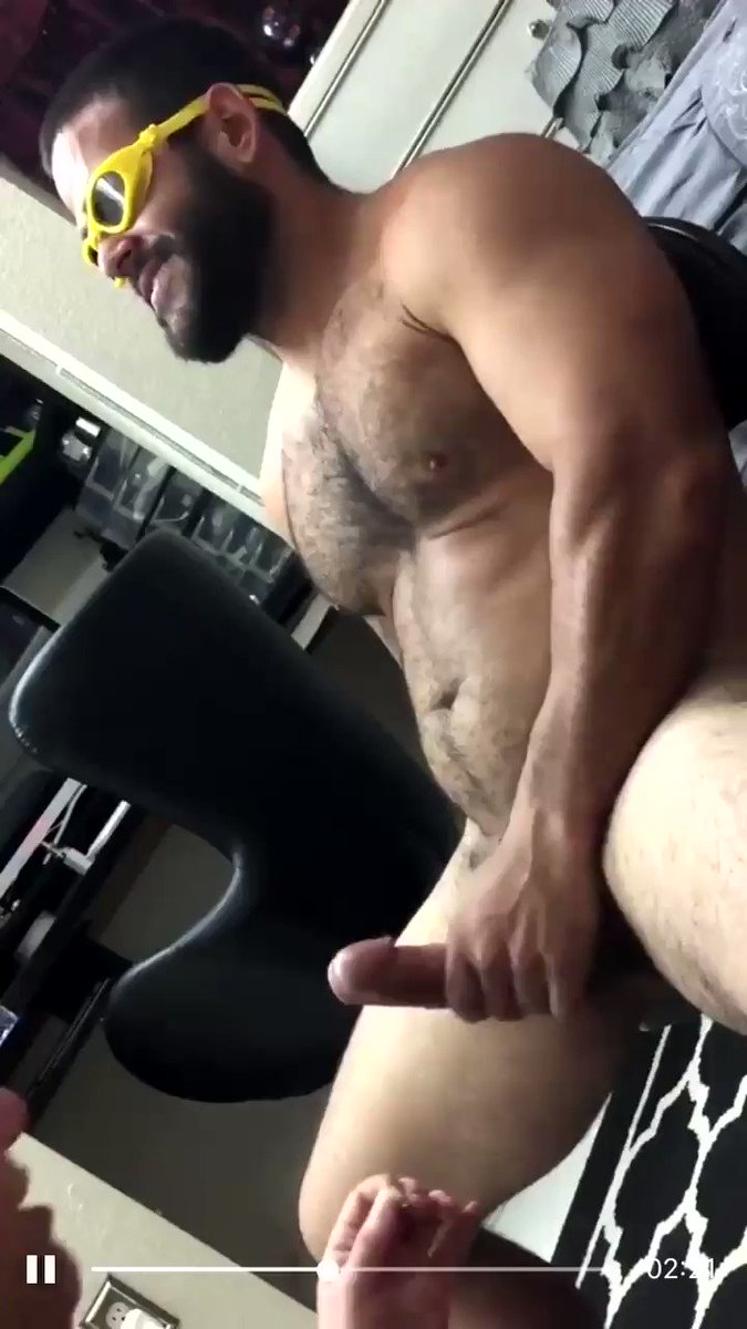 A good faggot won't let his owner jerk off and waste precious semen. He's always ready to make a pussy out of his mouth for his master. @gayarabul @islamiccock #hairyass #hairychest #gay #vers #bareback #creampie #cumdump #anal  #زب #معصيتي__رIحتي #توب #بوتوم #hairymen #blowjob