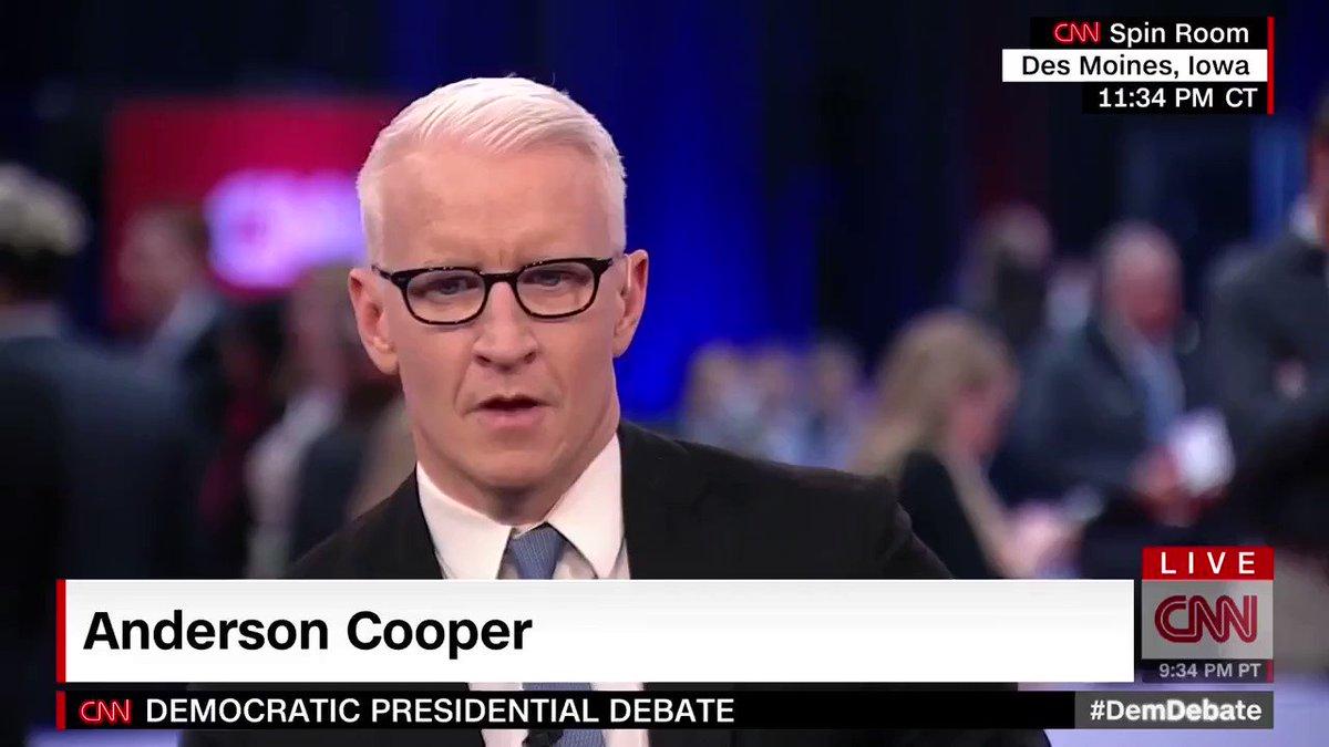 """Van Jones on the Democrat debate: """"I came away feeling worried for the Democratic Party"""""""