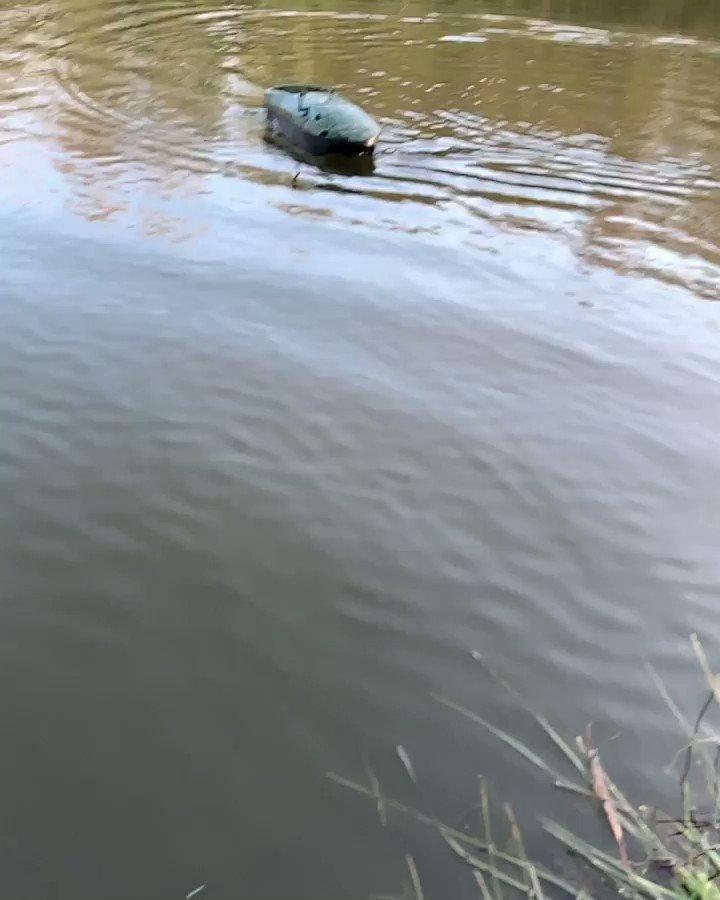 #slowmotion #lakereaper<b>Bait</b>boat #fishinglife #carpfishing https://t.co/1fU7kuAbLq
