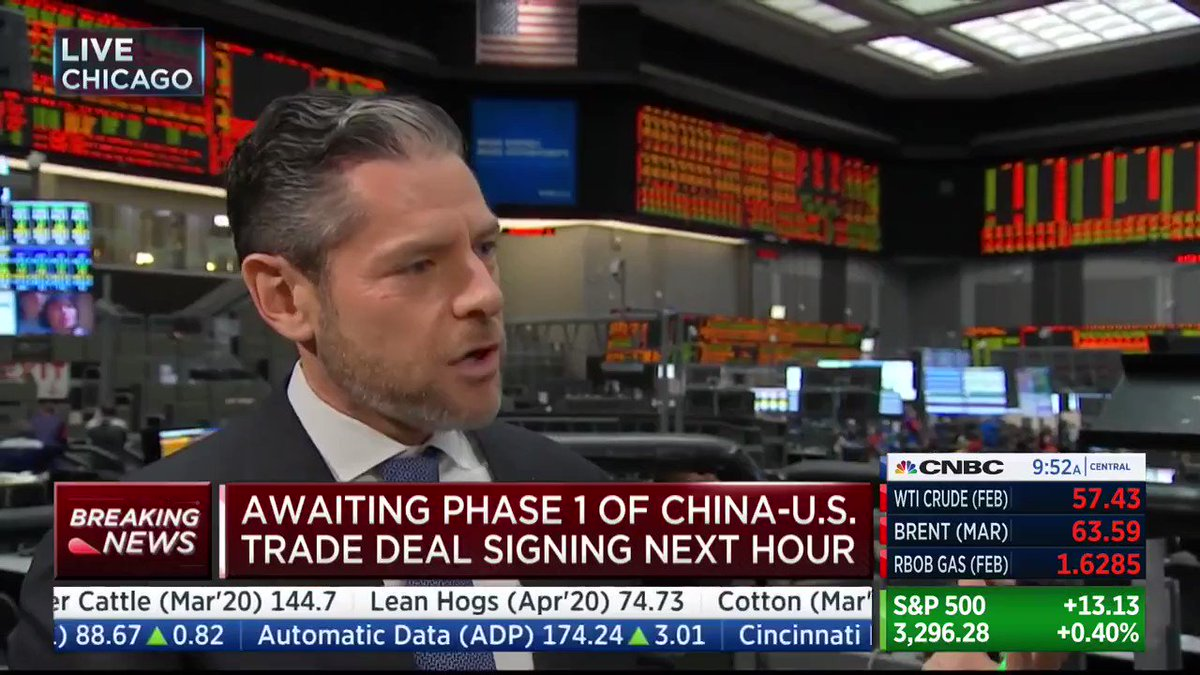 """CNBC's Santelli: China deal took """"nerve…don't know any other politician that could have done it"""""""