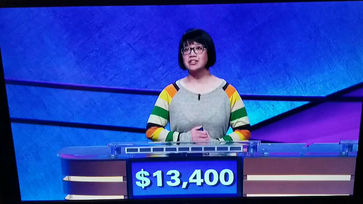 LOL! Even with a picture... NO ONE knew who Adam Schiff was on Jeopardy.
