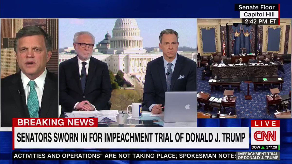 CNN's presidential historian Douglas Brinkley compares Trump to Al Capone and Billy the Kid