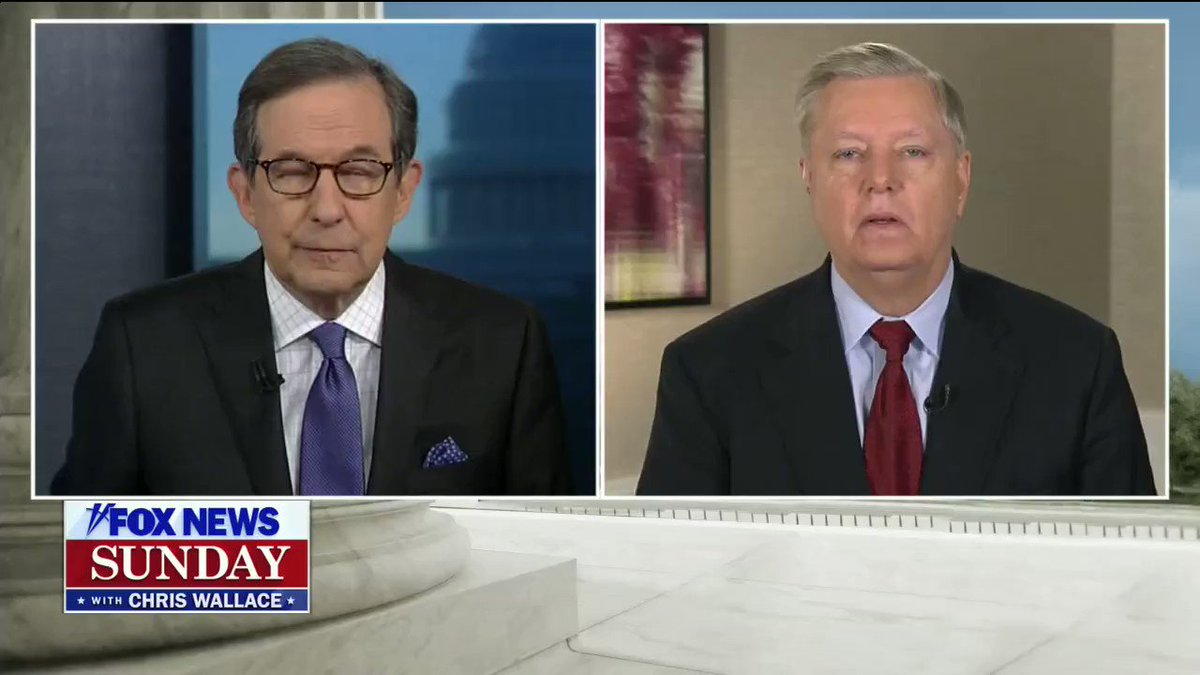 """""""From the time [Democrats] authorized impeachment until they voted on the articles was 48 days. It's the first impeachment in modern history without outside counsel. It was a partisan railroad job."""" -@LindseyGrahamSC"""