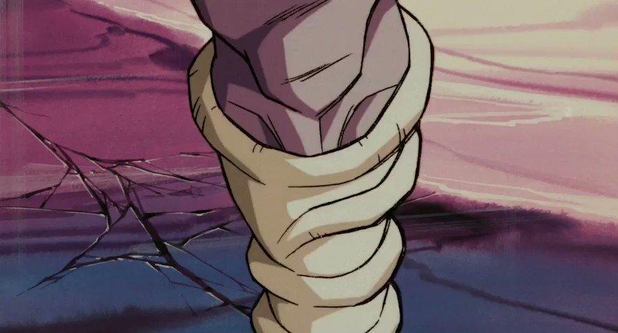 Key Animation: Tadayoshi Yamamuro (山室 直儀) (0:00 - 0:39 / 0:45 - 0:53) Keisuke Masunaga (増永 計介) (0:39 - 0:45) Movie: Dragon Ball Z: Fusion Reborn (ドラゴンボールZ 復活のフュージョン!!悟空とベジータ) (1995)
