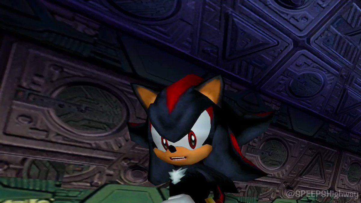 You never cease to surprise me blue hedgehog, but