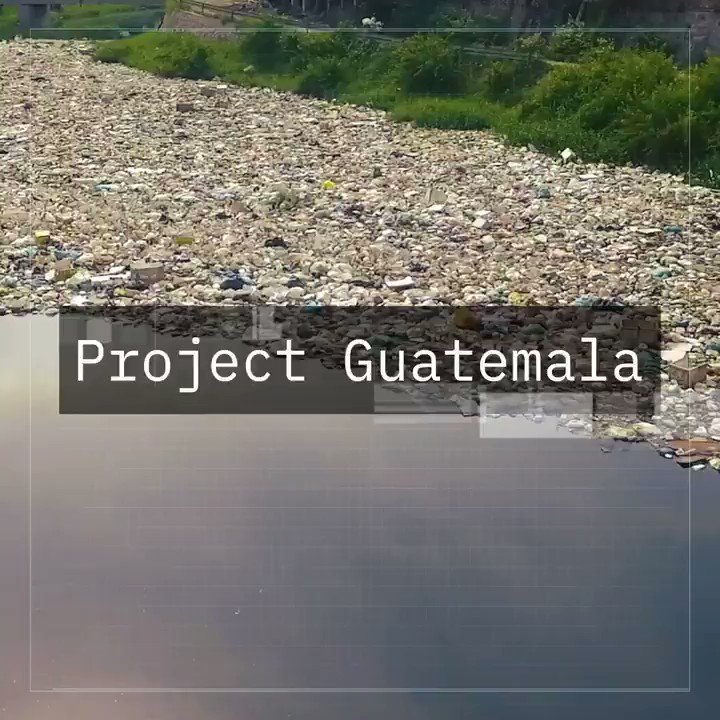 We're excited to announce Project Guatemala!   Starting this month, 4ocean is expanding our cleanup operations into Central America where we will take on the Rio Motagua and the ever-elusive Trash Islands. This is going to be our greatest challenge yet and we need your help!