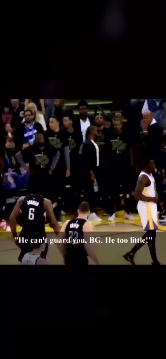 Out of all the Kobe videos I've seen I'm surprised nobody posted this one bc this is seriously my favorite Kobe video even though he's not even in it 😭😭