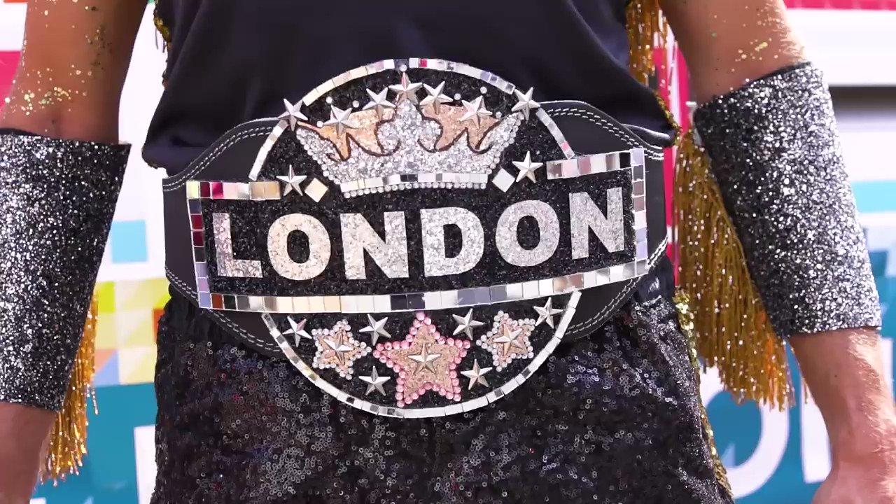 London - 커버