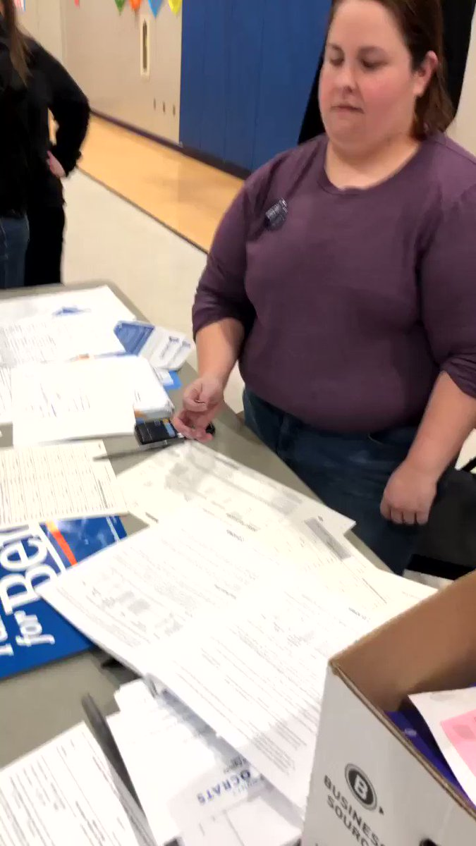 Des Moines Precinct 80:  Bernie's group had 101 people  Pete's group had 66 people  Bernie & Pete end up tied at 4 delegates following a coin toss.  This is democracy??? 🤔 #IACaucus