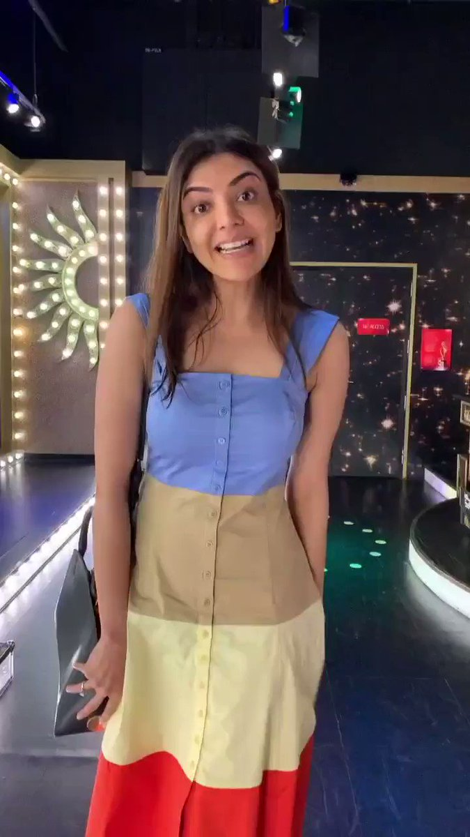 .@MsKajalAggarwal s the 1st actress & the 3rd Actor frm South India 2 have a Wax Statue at #MadameTussauds.It's getting unveiled tomorrow. Check this video to know how excited she is 👇 #KajalMadameTussauds #Kajal #KajalAggarwal #MadameTussaudsSG #MTSG @MTsSingapore @DoneChannel1