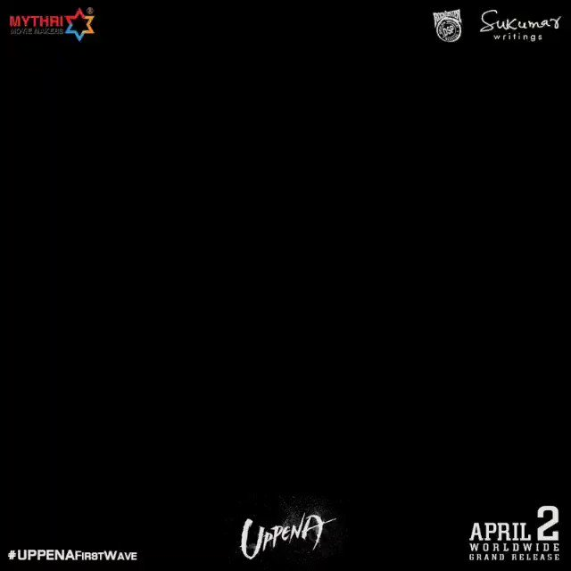 The First Wave of Love from #Uppena hits 2 Lakh Hearts on YouTube 🌊💘  #UppenaFirstWave -   #UppenaOnApril2nd 🌊  #PanjaVaisshnavTej, @iamKrithiShetty #BuchiBabuSana   A Rockstar @ThisIsDSP Musical 🎶