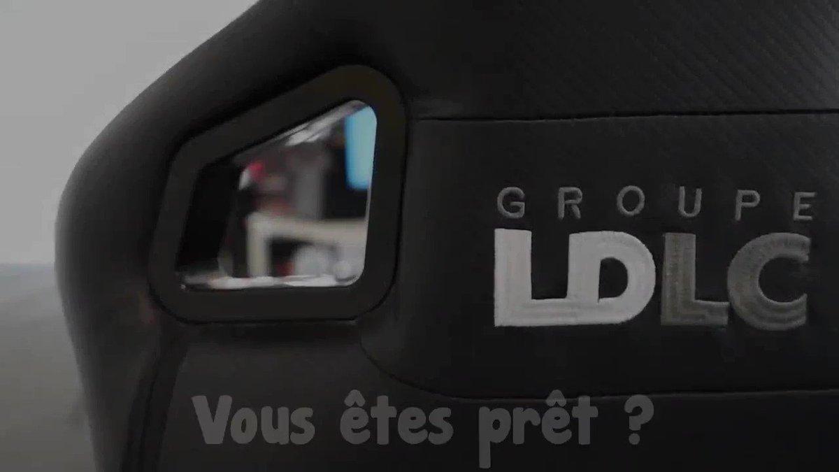 🎁😀 1 setup à 10.000€ à gagner 🎁😀 🔎  ✅ Follow @LDLC + RT  Tu peux aussi jouer sur Facebook et Instagram pour amplifier tes chances et croiser les doigts (tous). 🍀 TAS le 20/02.