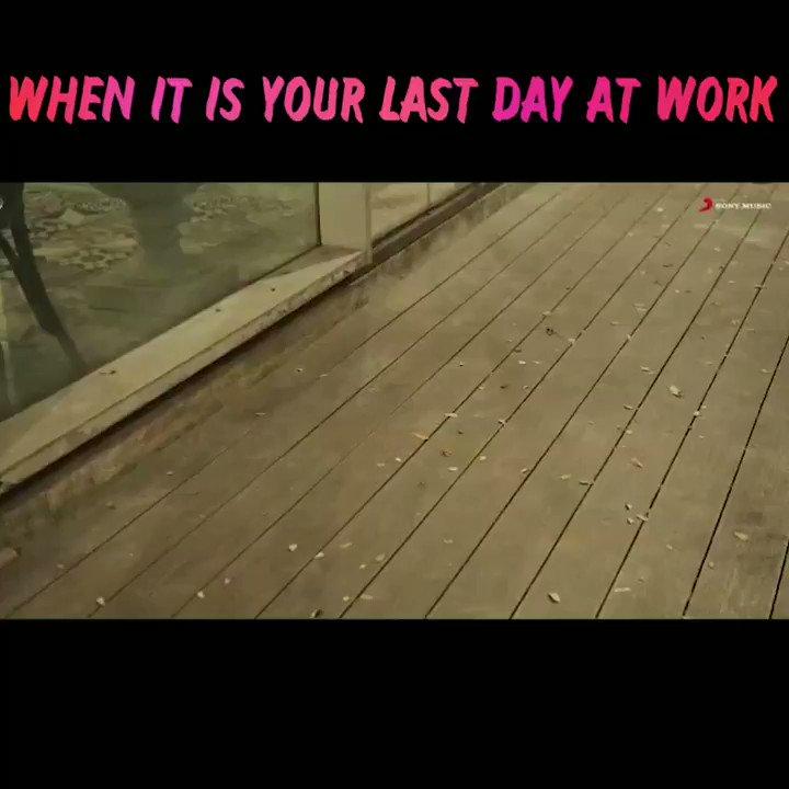 That swag-ish walk , when it's your last day at work! 😂 Comment 😉 if you've done this too!   Listen to the Trending #GaanduKannamma now➡  @iamviveksiva @MervinJSolomon @amithkrishnan85 @PawanAlex @JafferJiky @KuKarthk @balaji_u  #FiltrFresh