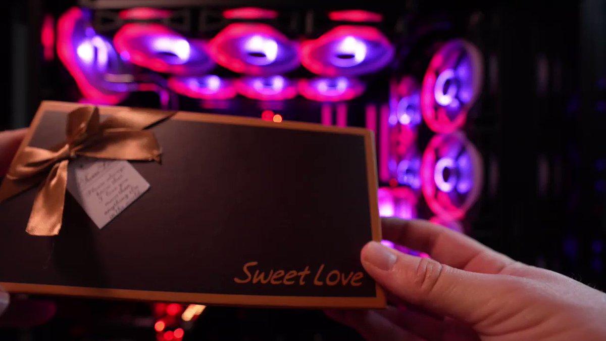 L'amour, le vrai ! 💘  Gagne une souris CORSAIR HARPOON RGB WIRELESS pour toi et ton PLAYER 2 ! 🖱💝  Pour participer 👇 1⃣ RT & Follow @CORSAIRFRA 2⃣ Tag ton PLAYER 2 dans les commentaires  ⏰ TAS 17/02 16h00